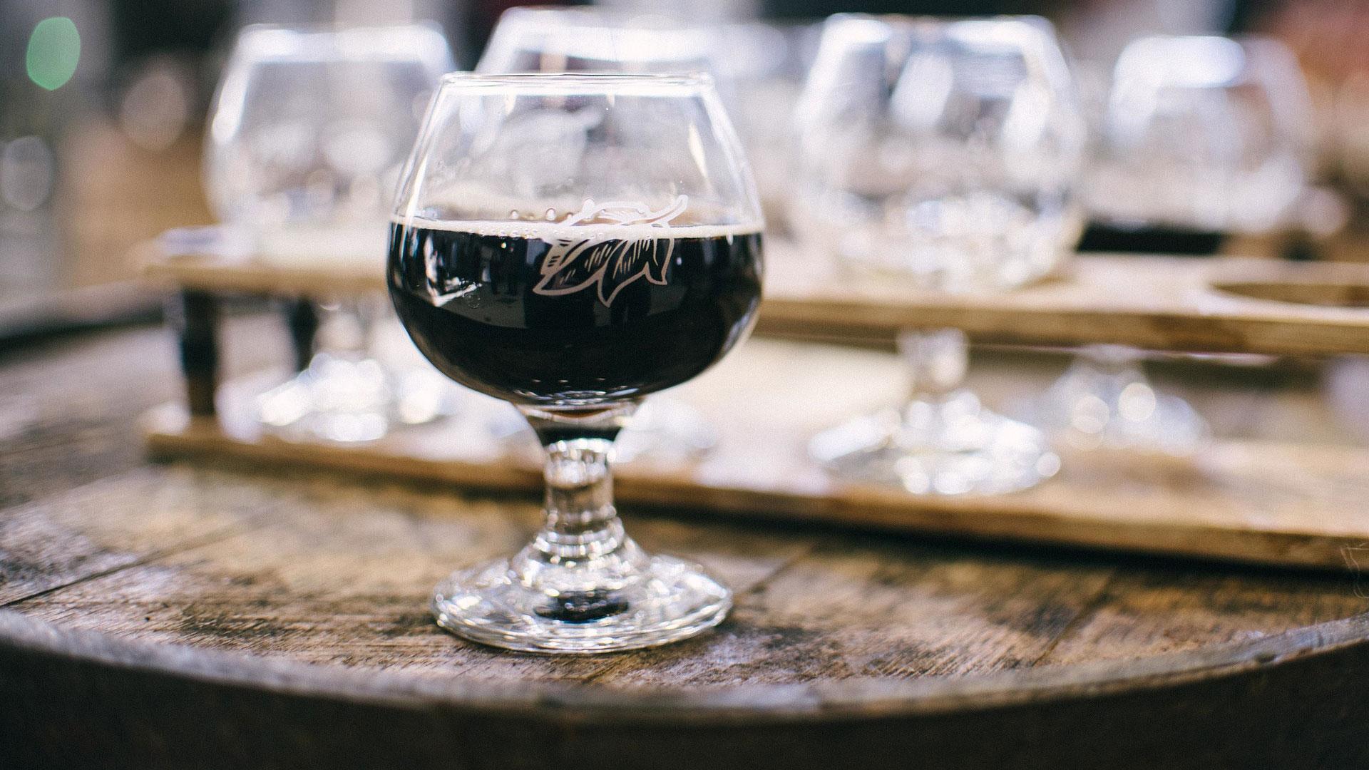 Nabídka čepovaných vín