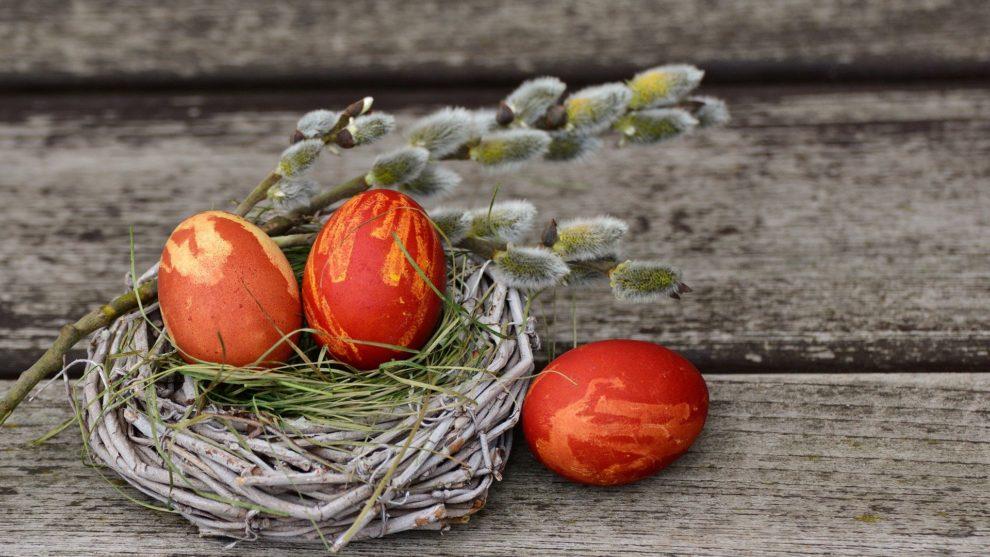 Otevírací doba během Velikonoc